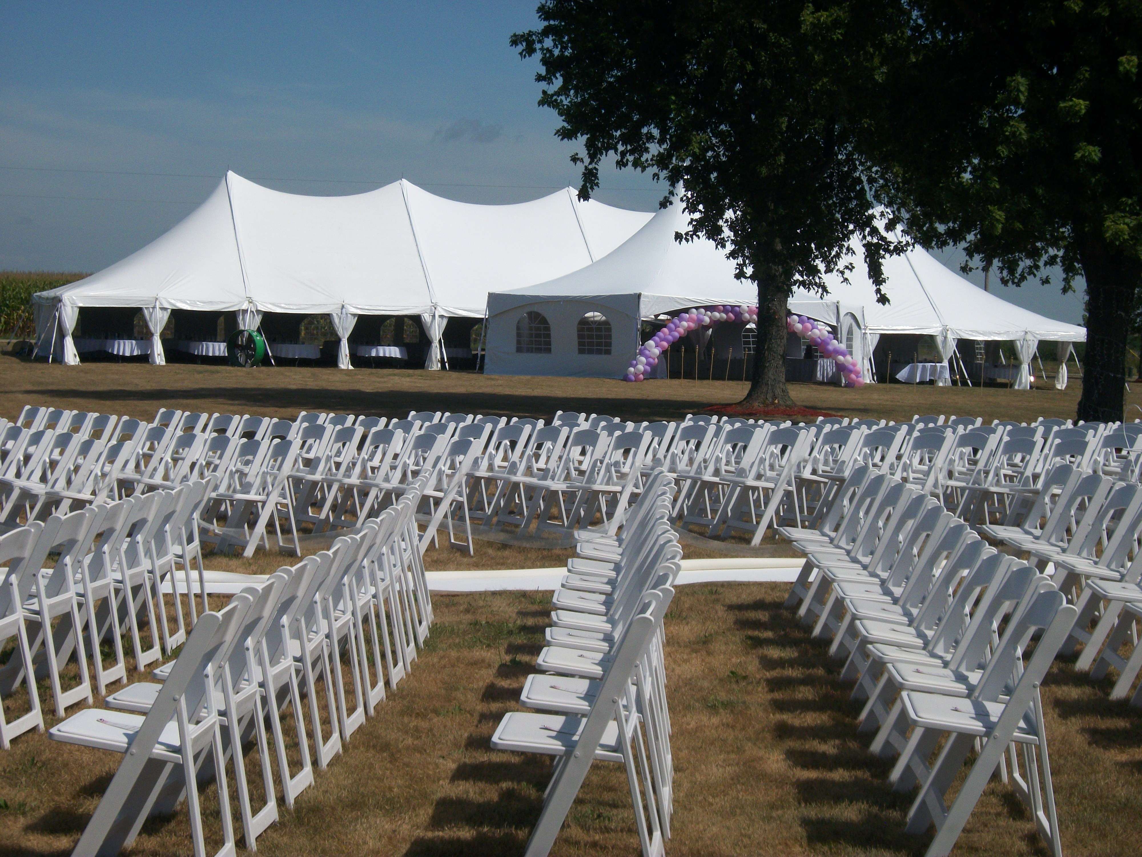 Party Palace Outdoor Wedding Event and Party Rentals Party